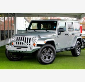 2011 Jeep Wrangler 4WD Unlimited Sahara for sale 101108221