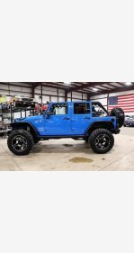 2011 Jeep Wrangler 4WD Unlimited Sport for sale 101112969