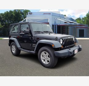 2011 Jeep Wrangler 4WD Sport for sale 101121638