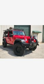 2011 Jeep Wrangler 4WD Unlimited Sport for sale 101123006