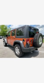 2011 Jeep Wrangler 4WD Unlimited Rubicon for sale 101175928