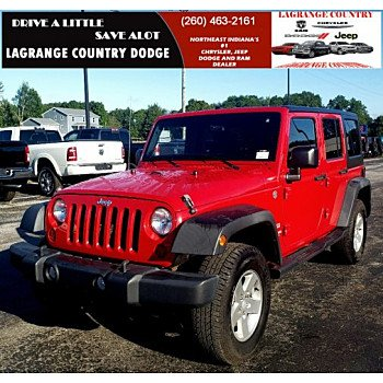 2011 Jeep Wrangler for sale 101184269