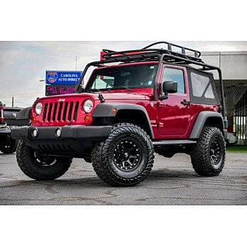2011 Jeep Wrangler 4WD Sport for sale 101190387