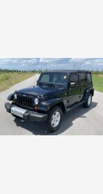 2011 Jeep Wrangler 4WD Unlimited Sahara for sale 101205789