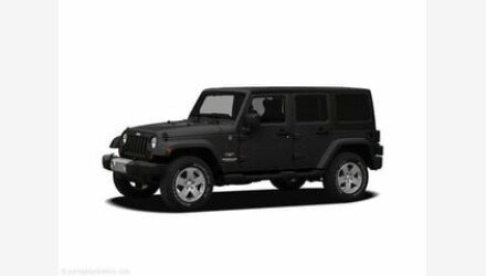 2011 Jeep Wrangler 4WD Unlimited Rubicon for sale 101210178