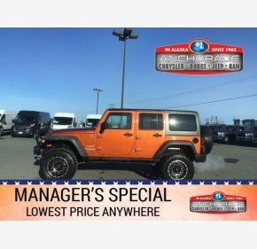 2011 Jeep Wrangler 4WD Unlimited Sport for sale 101217011
