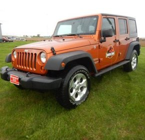 2011 Jeep Wrangler 4WD Unlimited Sport for sale 101218640