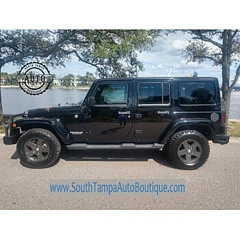 2011 Jeep Wrangler 4WD Unlimited Sport for sale 101223001