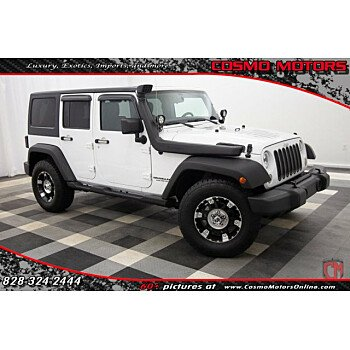 2011 Jeep Wrangler 4WD Unlimited Rubicon for sale 101226509