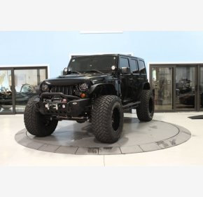 2011 Jeep Wrangler 4WD Unlimited Sahara for sale 101231032