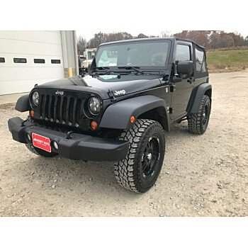 2011 Jeep Wrangler 4WD Sport for sale 101241448