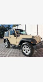 2011 Jeep Wrangler 4WD Sport for sale 101249675