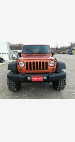 2011 Jeep Wrangler 4WD Rubicon for sale 101252260