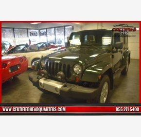 2011 Jeep Wrangler 4WD Unlimited Sahara for sale 101292187