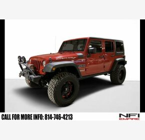 2011 Jeep Wrangler 4WD Unlimited Rubicon for sale 101295365