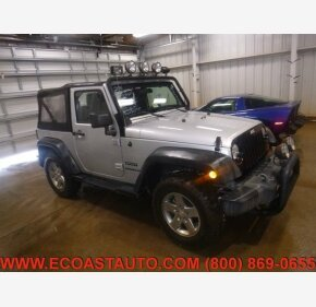 2011 Jeep Wrangler 4WD Sport for sale 101326309