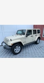 2011 Jeep Wrangler 4WD Unlimited Sahara for sale 101331577