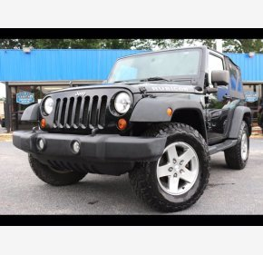 2011 Jeep Wrangler for sale 101336541