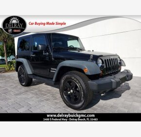 2011 Jeep Wrangler for sale 101356125