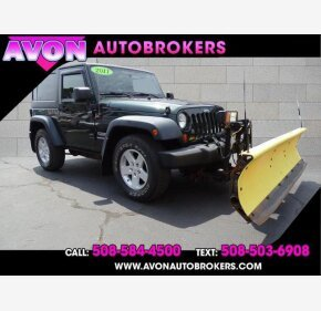 2011 Jeep Wrangler for sale 101359074