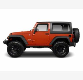 2011 Jeep Wrangler for sale 101361583
