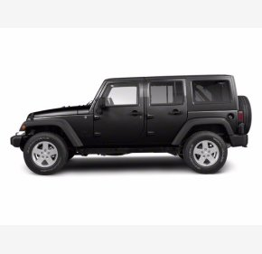 2011 Jeep Wrangler for sale 101380902