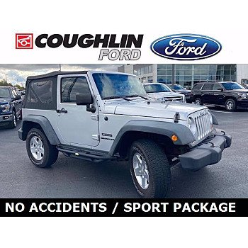 2011 Jeep Wrangler for sale 101398594