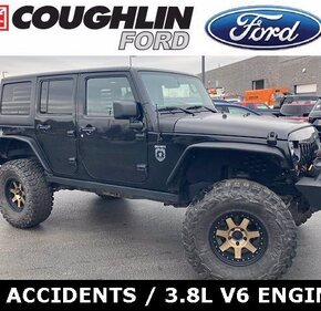 2011 Jeep Wrangler for sale 101409536