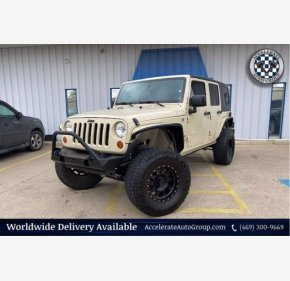 2011 Jeep Wrangler for sale 101411483