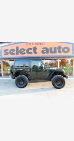 2011 Jeep Wrangler for sale 101419229