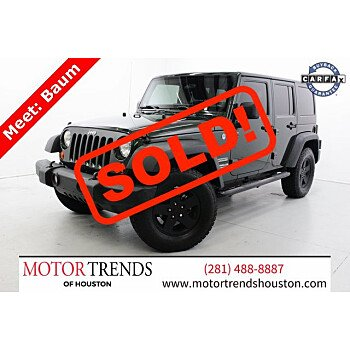 2011 Jeep Wrangler for sale 101429678
