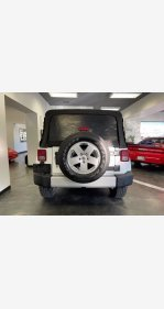 2011 Jeep Wrangler for sale 101436640