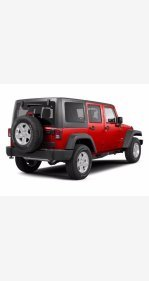 2011 Jeep Wrangler for sale 101441821