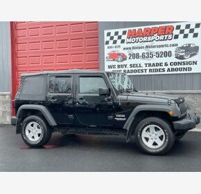 2011 Jeep Wrangler for sale 101455090