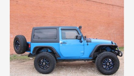 2011 Jeep Wrangler for sale 101458141