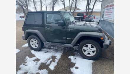 2011 Jeep Wrangler for sale 101468273