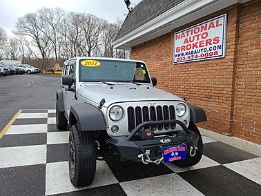 2011 Jeep Wrangler for sale 101490787