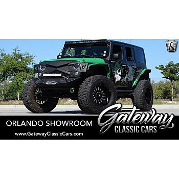 2011 Jeep Wrangler for sale 101490879