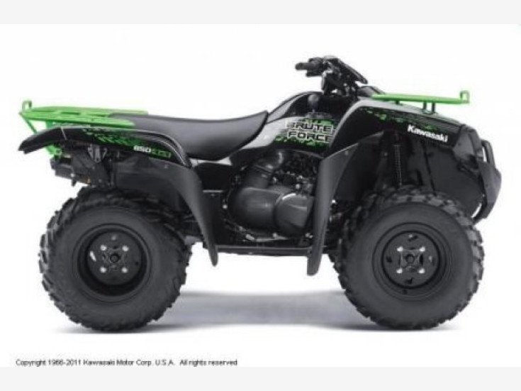 2011 Kawasaki Brute Force 650 For Sale Near Madison South