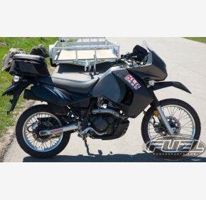 2011 Kawasaki KLR650 for sale 200918690