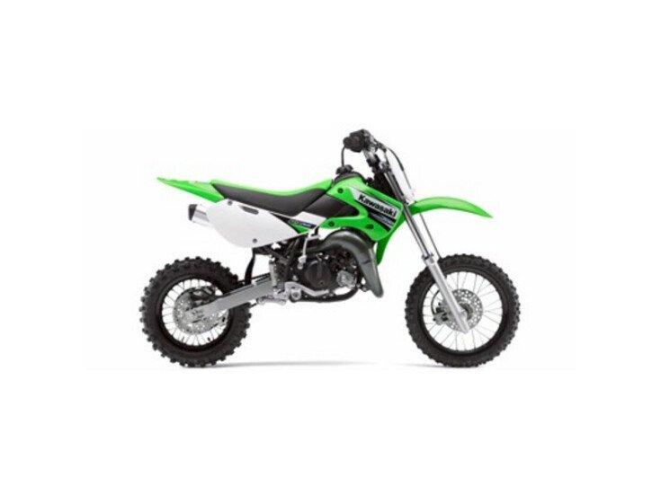2011 Kawasaki KX100 65 specifications