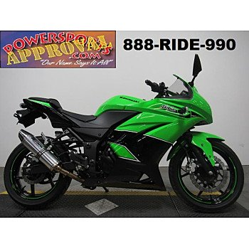 2011 Kawasaki Ninja 250R for sale 200710113