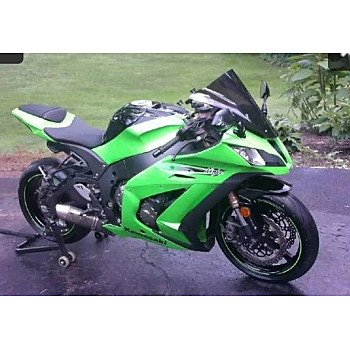 2011 Kawasaki Ninja ZX-10R for sale 200613213