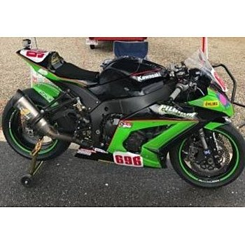 2011 Kawasaki Ninja ZX-10R for sale 200644959