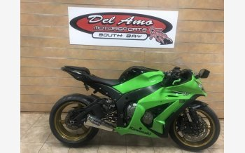 2011 Kawasaki Ninja ZX-10R for sale 200713477