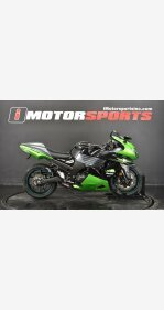 2011 Kawasaki Ninja ZX-14 for sale 200699364