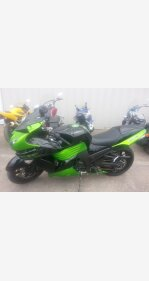 2011 Kawasaki Ninja ZX-14 for sale 200790675