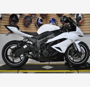 2011 Kawasaki Ninja ZX-6R for sale 200690592