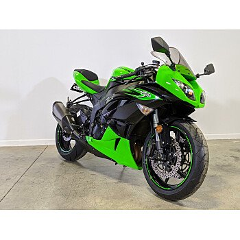 2011 Kawasaki Ninja ZX-6R for sale 200813925
