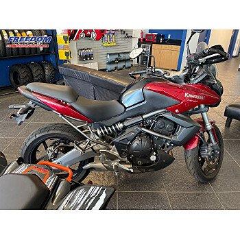 2011 Kawasaki Versys for sale 201075200
